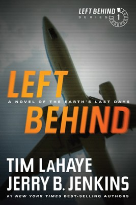 Left Behind, Left Behind Series #1 - eBook   -     By: Tim LaHaye, Jerry B. Jenkins
