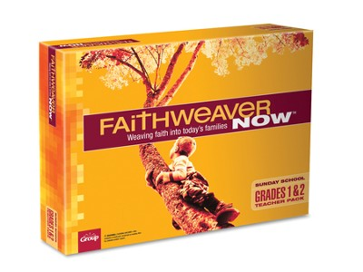 FaithWeaver Now Grades 1&2 Teacher Pack, Fall 2014  -