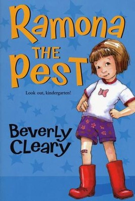 #2: Ramona the Pest  -     By: Beverly Cleary     Illustrated By: Tracy Dockray