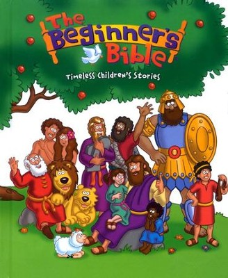 The Beginner's Bible: Timeless Children's Stories   -