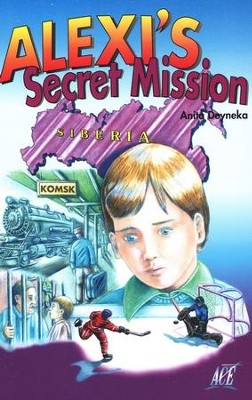 Alexi's Secret Mission (Grade 6 Resource Book)   -