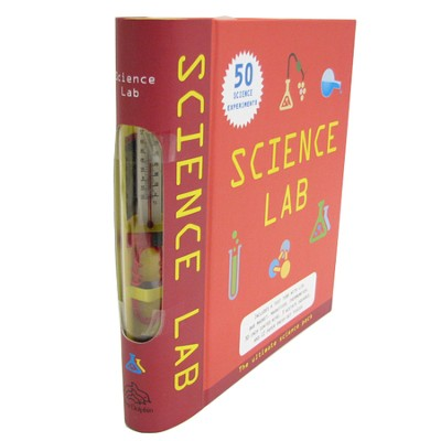 Science Lab, 50 Science Experiments   -     By: Jon Kirkwood