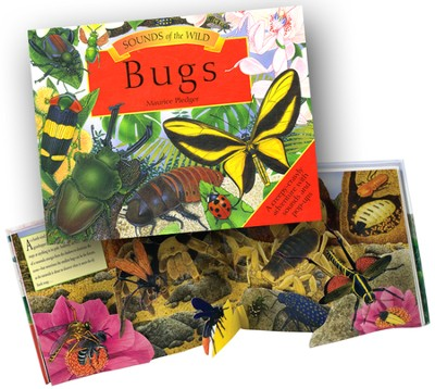 Sounds of the Wild, Bugs   -     By: Maurice Pledger
