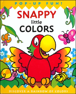 Snappy Little Colors   -