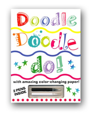Doodle Doodle do!  -     By: Anton Poitier