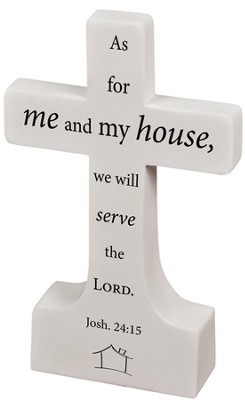 As For Me and My House Desktop Cross  -