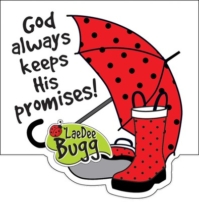 God Always Keeps His Promises Notepad  -