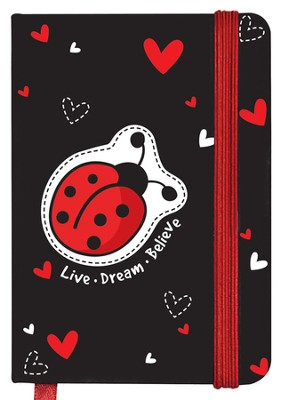 Live Dream Believe Notebook  -