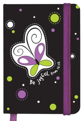Be Joyful Mini Notebook   -