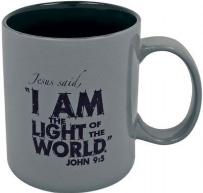 I Am the Light of the World Mug  -