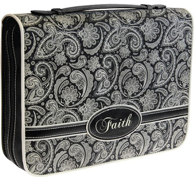 Faith Bible Cover, Medium  -
