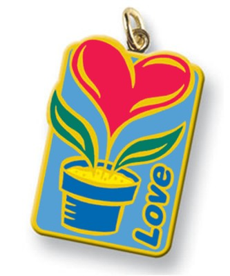 FaithWeaver Friends Fruit of the Spirit Key - Love, Preschool & Elementary, Winter 2012  -