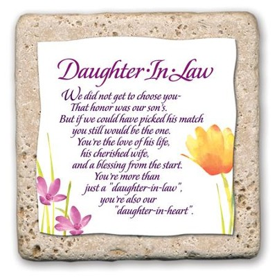 Daughter-in-Law Tile  -