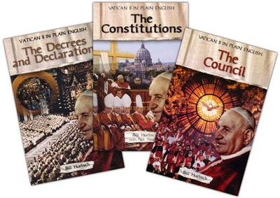 Vatican II in Plain English: The Council, 3 Volumes   -     By: Bill Huebsch