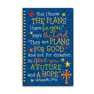 For I Know the Plans I have For You, Grad Journal  -