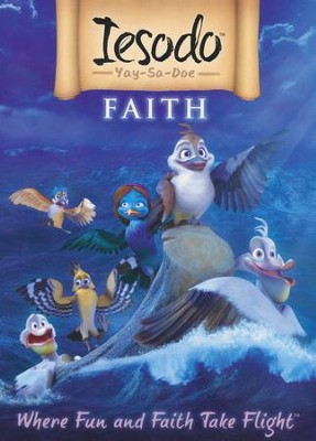 Iesodo: Faith, DVD   -     By: Iesodo
