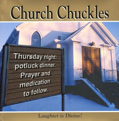 Church Chuckles: Laughter is Divine  -