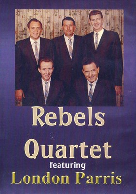 The Rebels Quartet: Featuring London Parris   -