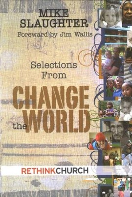 Selections from Change the World Booklet (10 pack)   -     By: Mike Slaughter