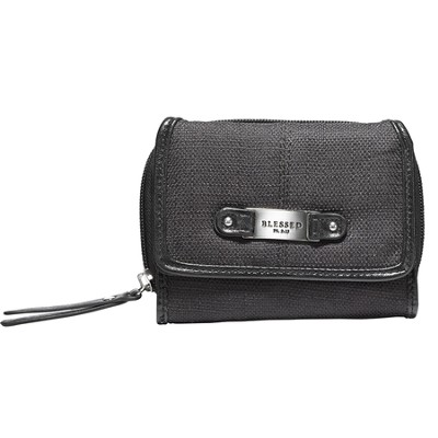 Blessed Wallet, Black  -
