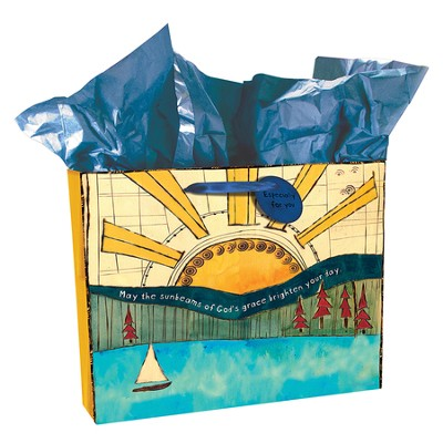 May the Sunbeams of God's Grace Brighten Your Day Gift Bag, Large  -