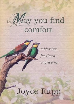 May You Find Comfort: A Blessing for Times of Grieving  -     By: Joyce Rupp