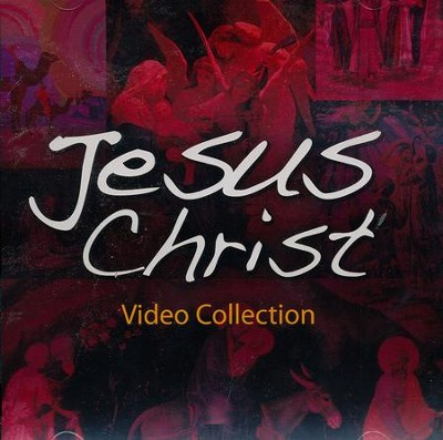 Jesus Christ: Video Collection--DVD   -