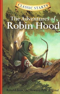 Adventures of Robin Hood  -     By: Howard Pyle