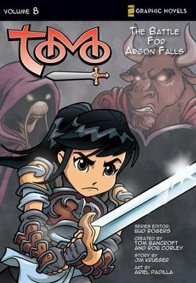 Battle for Argon Falls, Volume 8, Z Graphic Novels / Tomo  -     By: Bud Rogers