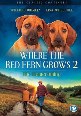Where the Red Fern Grows #2, DVD   -