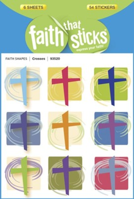 Stickers: Crosses  -