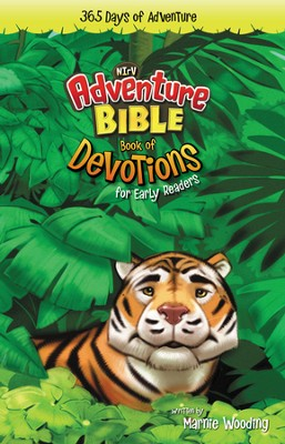 The NIrV Adventure Bible: Book of Devotions  -     By: Marnie Wooding