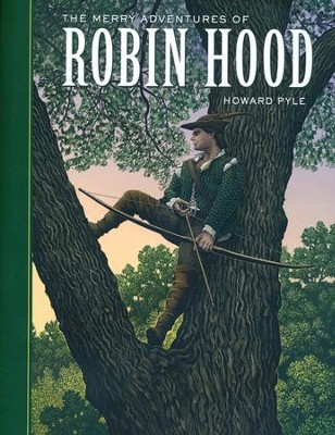 Merry Adventures of Robin Hood  -     By: Howard Pyle