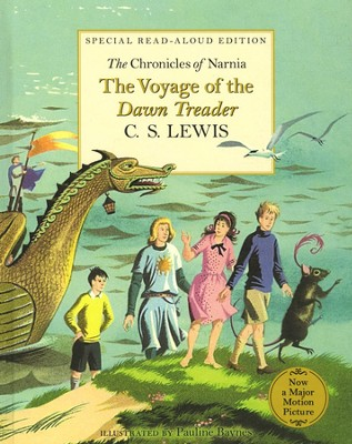 Chronicles of Narnia: The Voyage of the Dawn Treader, Read-Aloud Edition  -     By: C.S. Lewis