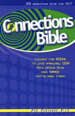 Connections Bible, NLT Story Bible Series Level 7   -