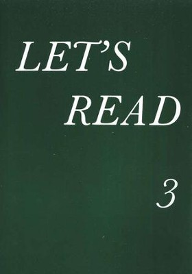 Let's Read Book 3   -