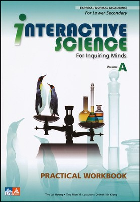 Interactive Science for Inquiring Minds Practical A   -