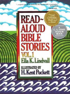 Read-Aloud Bible Stories, Volume 1   -     By: Ella K. Lindvall     Illustrated By: H. Kent Puckett