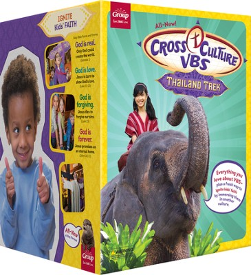 Thailand Trek--Cross Culture VBS Ultimate Starter Kit  -