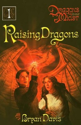 Dragons in Our Midst Chronicles, Volumes 1-4   -     By: Bryan Davis