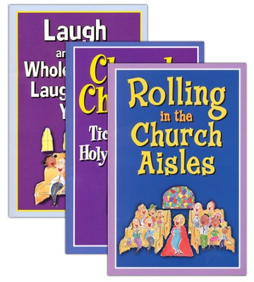 Church Humor: 3-Book Set  -