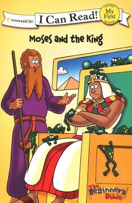 Moses and The King  -     By: Mission City Press, Inc.     Illustrated By: Kelly Pulley
