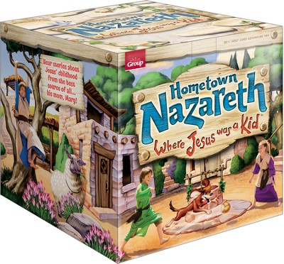 Hometown Nazareth--VBS Ultimate Starter Kit  -