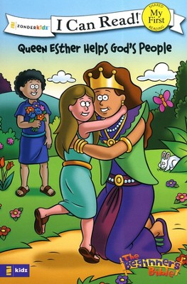 The Beginner's Bible: Queen Esther Helps God's People, My First  I Can Read! (Shared Reading)  -