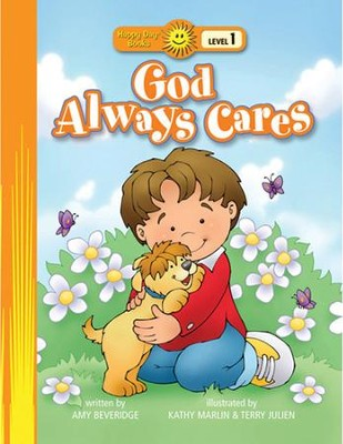 God Always Cares  -     By: Amy Beveridge     Illustrated By: Kathryn Marlin
