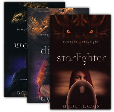 Dragon of Starlight Series, Volumes 1-3  -     By: Bryan Davis