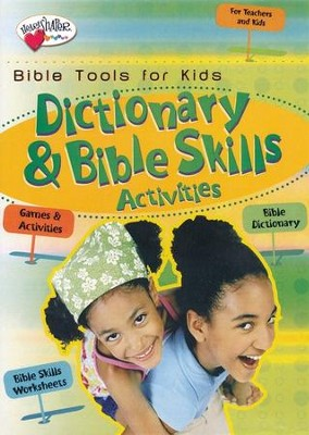HeartShaper Bible Tools for Kids: Dictionary and Bible    -