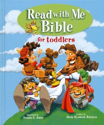 Read with Me Bible for Toddlers  -     By: Doris Wynbeek Rikkers