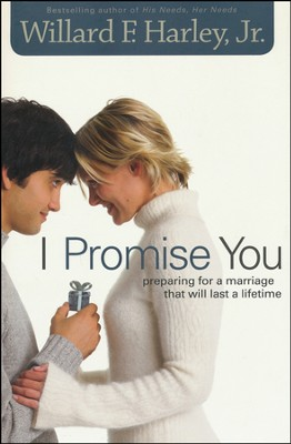 I Promise You - Slightly Imperfect  -     By: Willard F. Harley Jr.