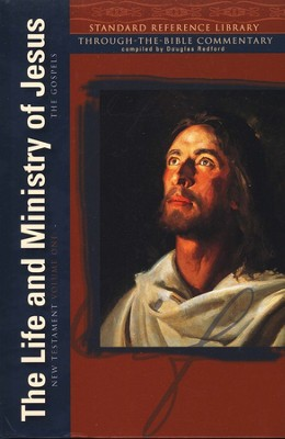 The Life and Ministry of Jesus: The Gospels (Standard Reference Library, New Testament, Vol. 1)  -     Edited By: Douglas Redford     By: Compiled by Douglas Redford